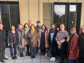 C3 project meeting in Denmark