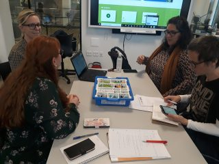 Learning Games at VUC - benefits and possibilities